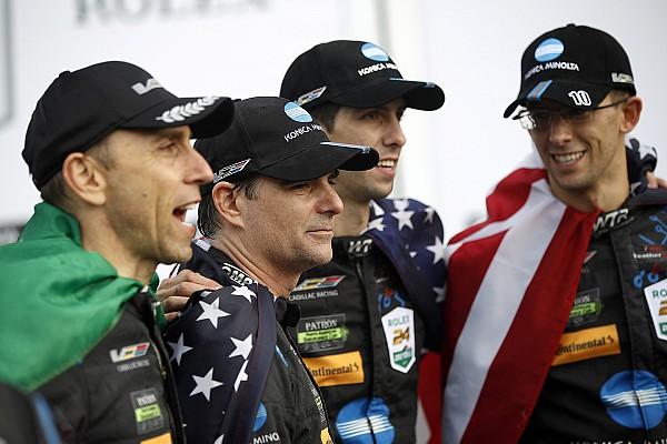 IMSA Джефф Гордон не впевнений щодо подальших виступів у гонках спорткарів
