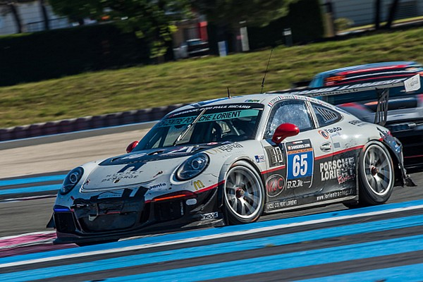 Endurance Race report Herberth Motorsport Porsche defends 24H Circuit Paul Ricard victory