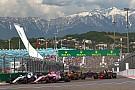 Formule 1 Sotchi étudie des changements pour favoriser les dépassements