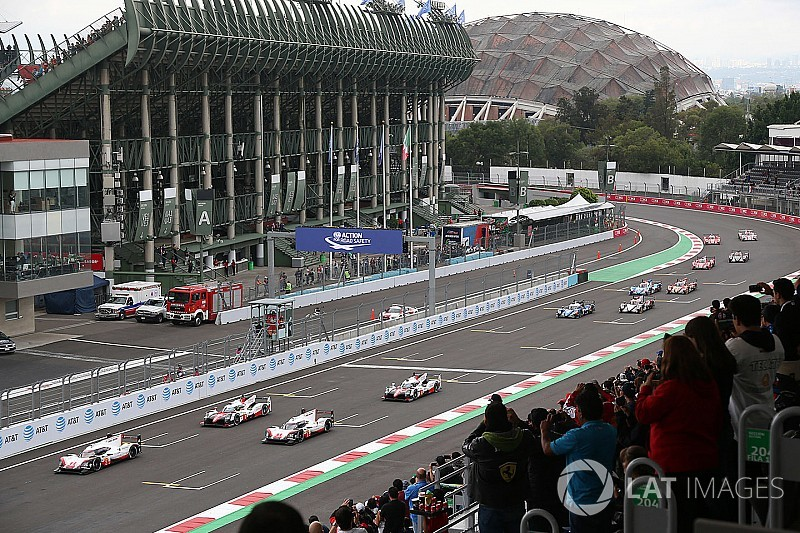 WEC reveals changes to 2018/19 'superseason' calendar
