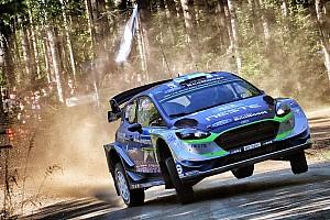 WRC Actualités Teemu Suninen, l'autre révélation finlandaise