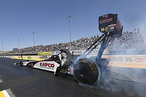 NHRA Preview Seattle closes NHRA's grueling western swing
