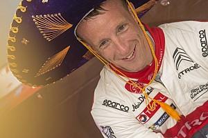 WRC Новость «Все было в руках богов». Мик о вылете на парковку на Ралли Мексика