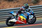 Moto2 Minimale verschillen aan kop in derde training, P1 Morbidelli