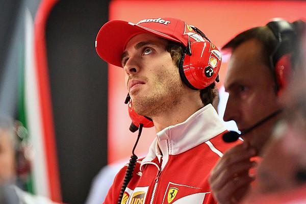 Giovinazzi jadi kandidat pembalap Le Mans Ferrari