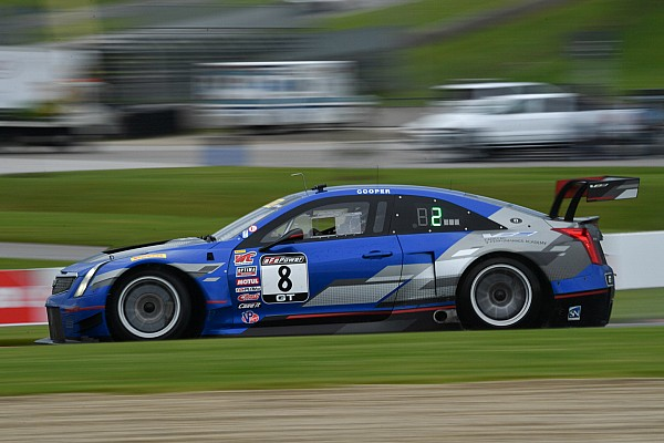 PWC Breaking news Cadillac pulls out of Pirelli World Challenge