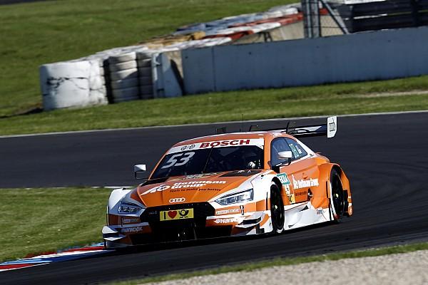 DTM Отчет о гонке Грин одержал победу во второй гонке DTM на «Лаузицринге»