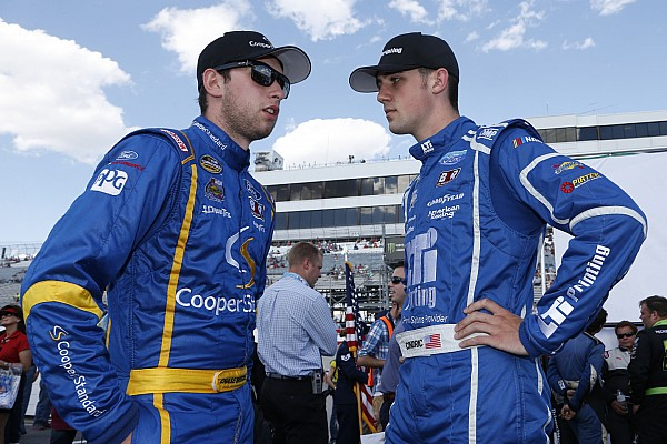Team 60: Roush Fenway Racing's triple threat