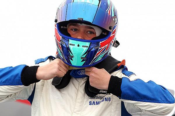 Formel 4 News Teenager Billy Monger nach Amputation: