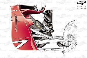 Formula 1 Analysis Formula 1's top five tech solutions of 2017