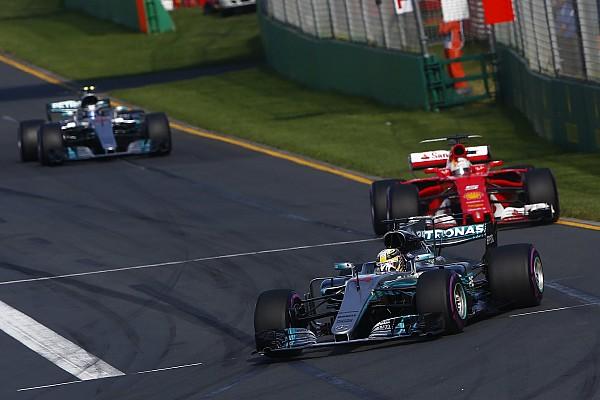 Race analysis: How Hamilton's early stop lost him the Australian GP