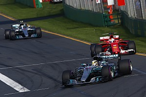 Race analysis: How Hamilton's early stop lost him the Australian GP