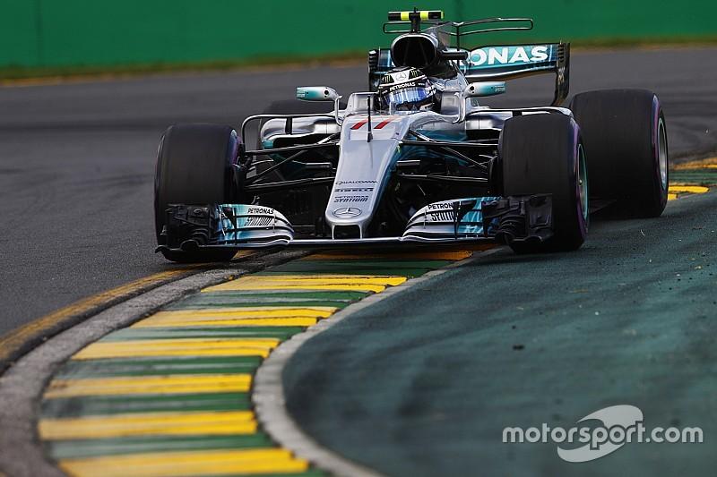 【F1】3番手のボッタス「満足してない。でも明日のレースが重要」