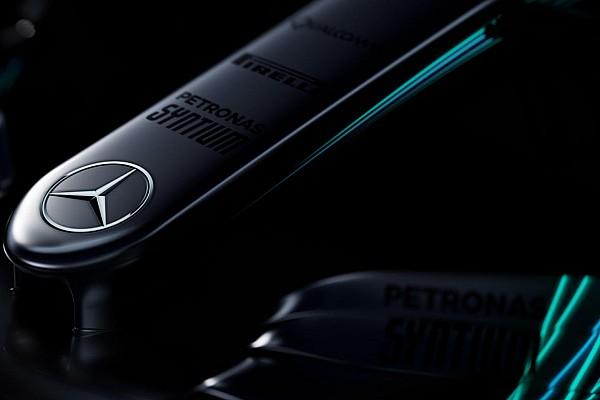 Mercedes: ecco un\'anteprima del muso della W08 Hybrid!