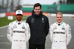 F1 Noticias de última hora Wolff señala que Mercedes no necesita de pilotos alemanes