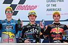 Moto2 Bagnaia se impone en Austin por delante de Márquez; Mir, 4º