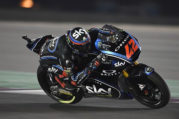 Moto2 Gara Festa italiana in Qatar: prima vittoria di Bagnaia davanti a Baldassari!