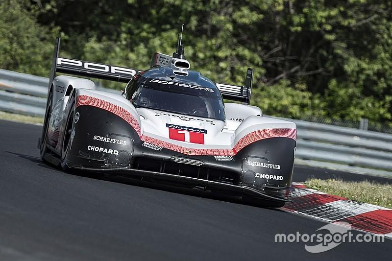 Porsche, 919 Evo ile Nordschleife tur rekorunu kırdı
