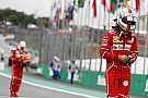 Vorsichtiger Sebastian Vettel verspielt Brasilien-Pole in erster Kurve
