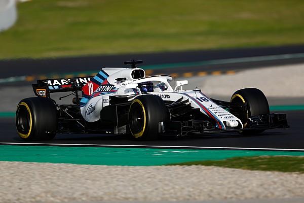 Formule 1 Nieuws Williams