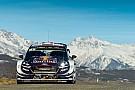 WRC開幕戦:オジェ、初日の凍てつくナイトラリーを制す。ラッピ4番手
