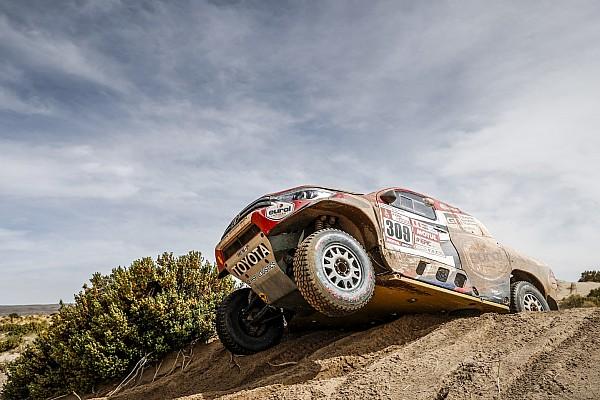 Dakar Dakar 2018, Stage 11: Ten Brinke quickest for Toyota