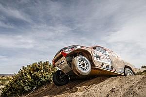 Dakar Etappenbericht Dakar 2018: Tagessieg für Toyota - Sainz bleibt vorn