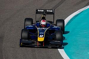 FIA F2 Test Test Abu Dhabi, Giorno 3: Albon precede Nato per 5 millesimi