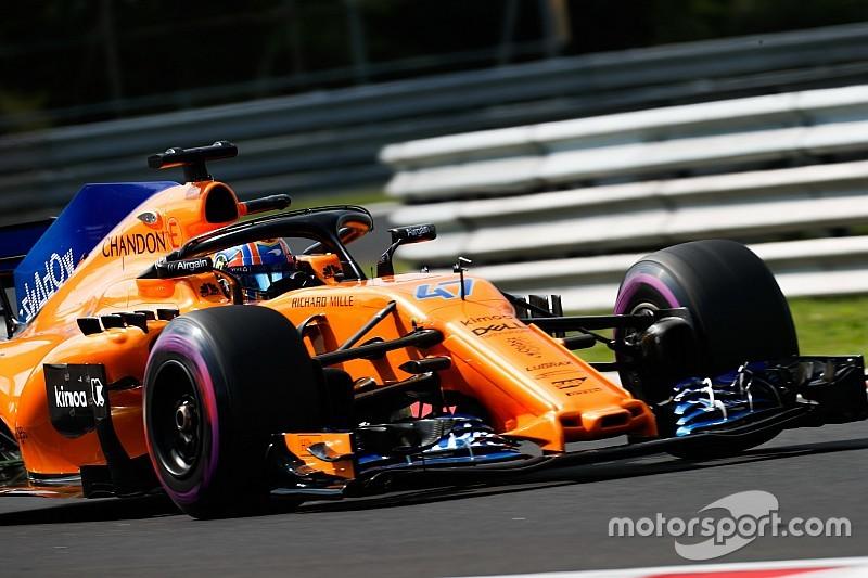McLaren ne va pas assez vite pour prendre le risque de jeunes pilotes