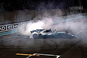Формула 1 Аналитика Мнение: какие вопросы о будущем Ф1 поставила гонка в Абу-Даби
