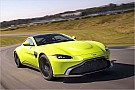 Automotive Aston Martin Vantage 2018: Komplett neu