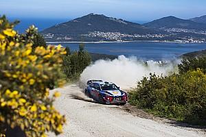 WRC Resumen de la etapa Neuville cierra un accidentado viernes en Portugal como líder