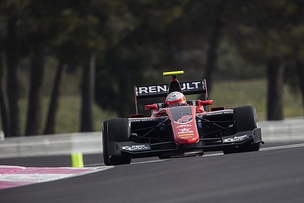 GP3 Test Test Paul Ricard, Giorno 2: ancora ART con Hubert, bene Pulcini terzo