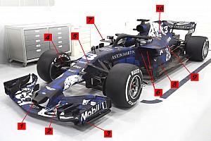 فورمولا 1 تحليل تحليل تقني: مميّزات سيارة ريد بُل