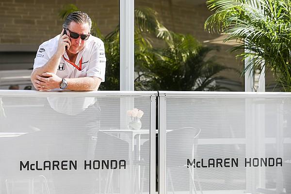 Formula 1 Son dakika Brown: McLaren 2017'de şampiyonluk savaşı verirmiş gibi çalıştı