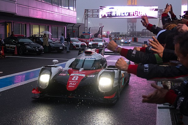 Toyota insists winning car had enough fuel for restart