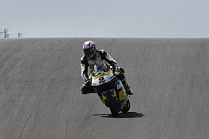 Moto2 Interview Raffin: