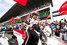 Le Mans Toyota win on