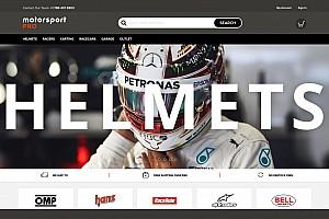 General Motorsport.com news Motorsport Network expands e-commerce platform with MotorsportPRO.com
