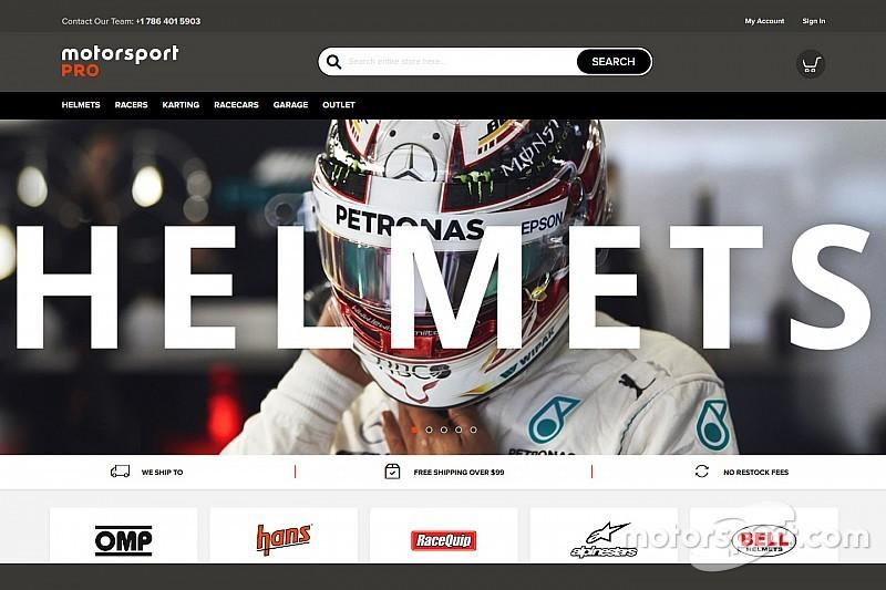 Motorsport Network breidt uit met ecommerce platform MotorsportPRO.com