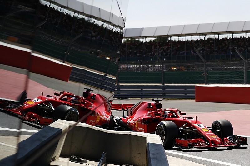 Vettel hibátlan pénteket zárt: a Ferrari újításai működnek