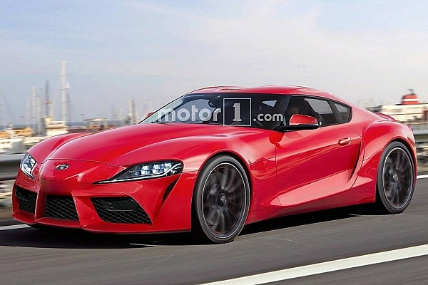 Automotive Breaking news Toyota Supra's chief engineer talks about weight and power