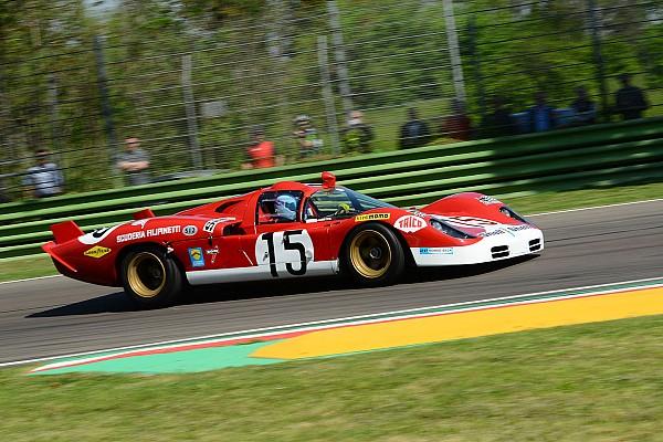 Vintage I più cliccati Fotogallery: non solo Formula 1 al MotorLegendFestival di Imola