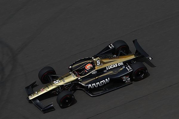Indy 500: Castroneves snelste op Bump Day, Hinchcliffe naar huis