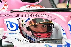Fórmula 1 Noticias Latifi disfrutó su primer día de pruebas en el Force India VJM11