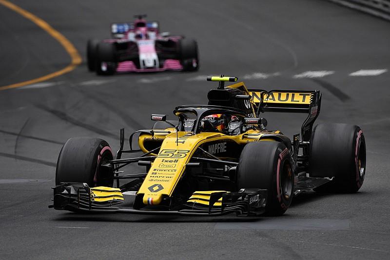 У Renault стали на захист стратегії Сайнса в Монако