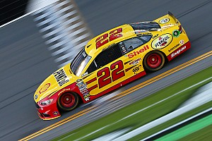 NASCAR Cup Preview After three runner-up results this week, Logano wants to defend 500 crown