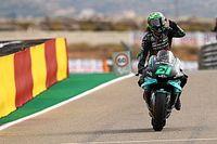 """Teruel GP galibi Morbidelli, yarışın """"iki tur sürdüğünü"""" düşünmüş"""