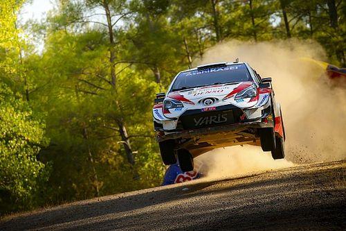 Report WRC: a Evans la lotteria turca, Mondiale stravolto!