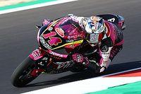 Moto3 - Catalunya: pole de récord para Arbolino; Raúl Fernández, 2º y caída